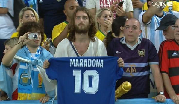 jesus argentine